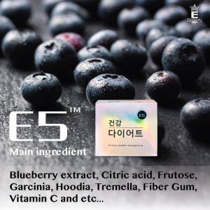 E5 Weight Management Ingredients