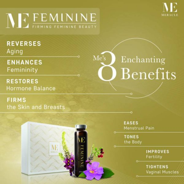 MeFeminine Benefits